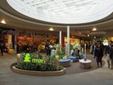 「森林商區」(mori)  國内最長的的長型商場,全長超過400公尺。