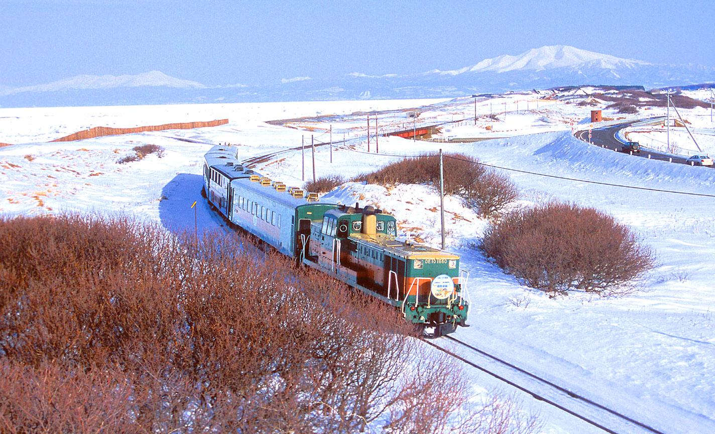 全家一起度過愉快的冬季北海道7天6夜之旅
